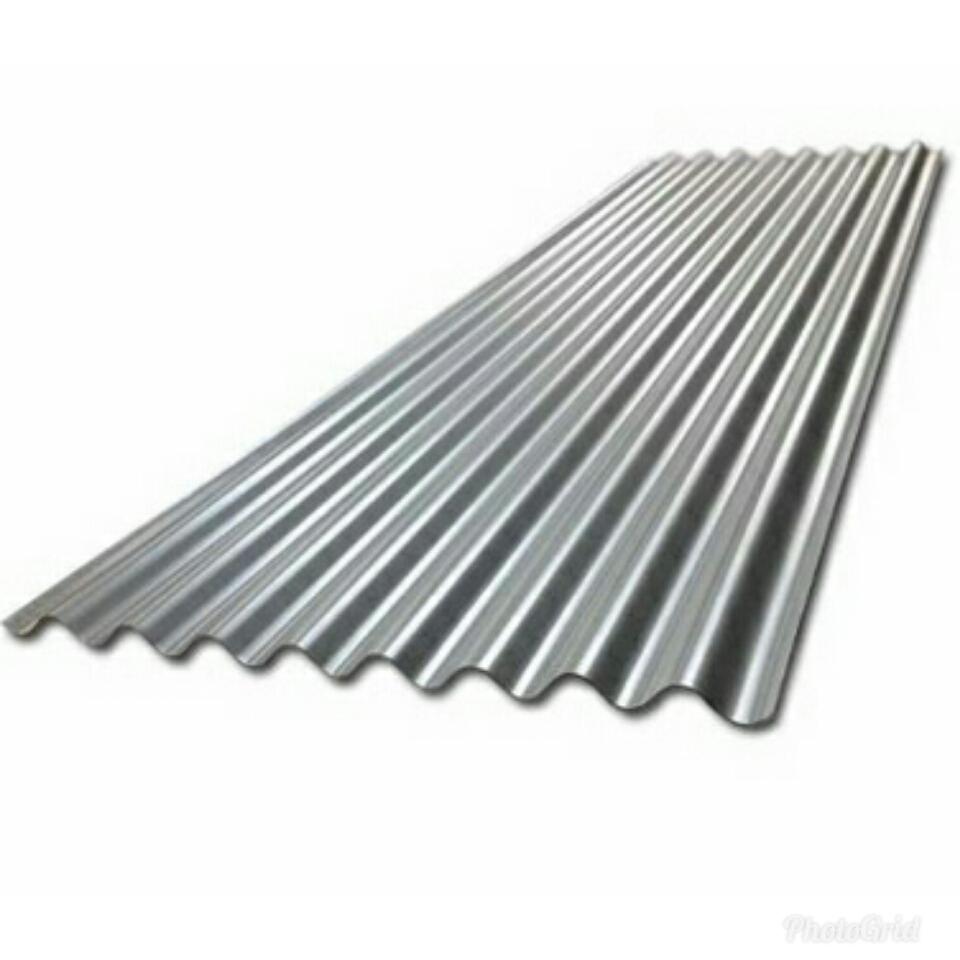 Nyumba Mabati Corrugated Grey 3m 30g Copia Kenya