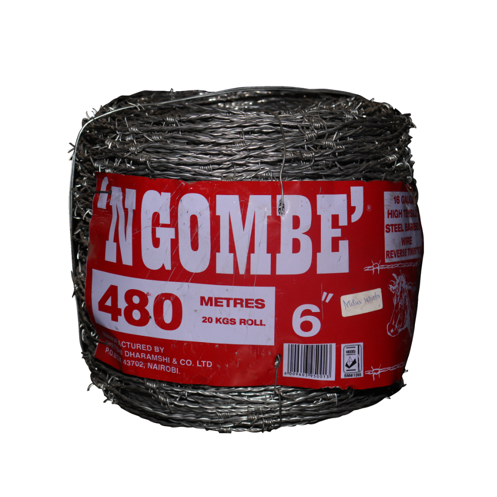 Ngombe Barbed Wire 480m Copia Kenya