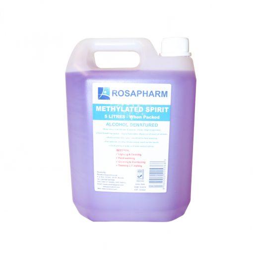 Rosapharm Methylated Spirit 5L