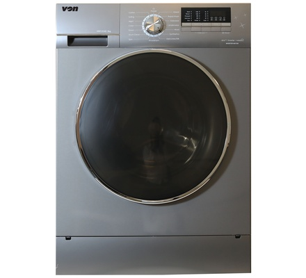 Von hotpoint Washing Machines HWF-716SI in Kenya Washing Machine, Front Load, 7KG, Inverter