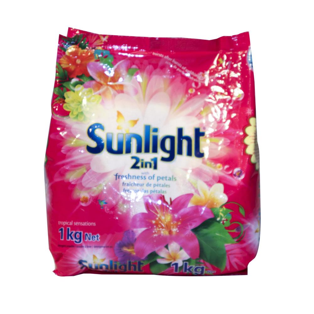 Sunlight Tropical Sensation Washing Powder 1kg