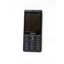 Tecno T401 - 4MB,Camera,BT, Triple SIM - Feature Phone
