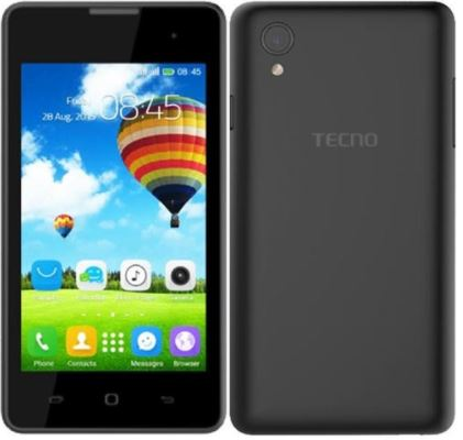 Tecno Y2 4-Inch IPS (512MB, 8GB ROM) 0 3MP + 2MP, Android 4 4 KitKat Dual  SIM 3G Smartphone